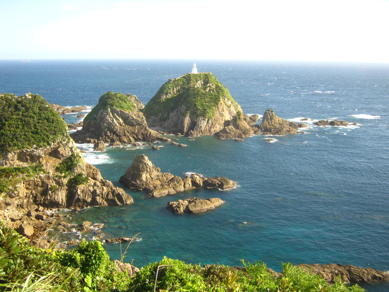 Beautiful Ocean Views file:beautiful ocean view at cape sata - wikimedia commons