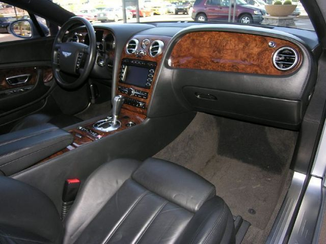 File Bentley Continental Gt Interior 20080225 Jpg