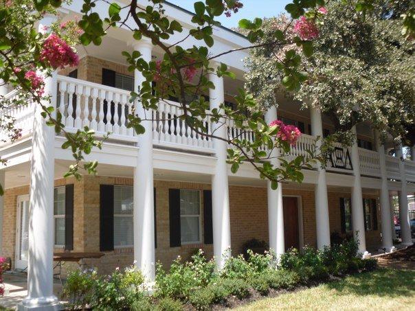 University Of Texas At Austin Sorority Houses