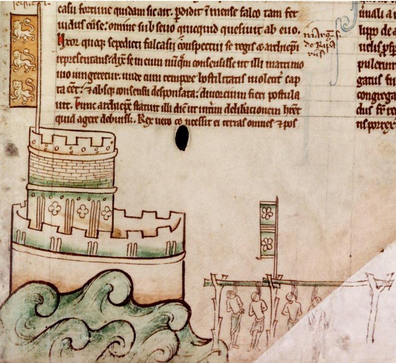 Siege of Bedford Castle