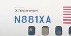 Boeing 737-86J N881XA in Hillary Clinton colour scheme (plane number).jpg