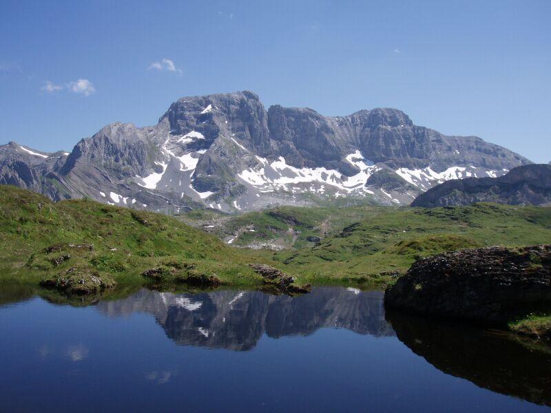 SZ - Bös Fulen (2802m)