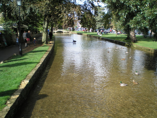 Bourton on the Water - geograph.org.uk - 273558