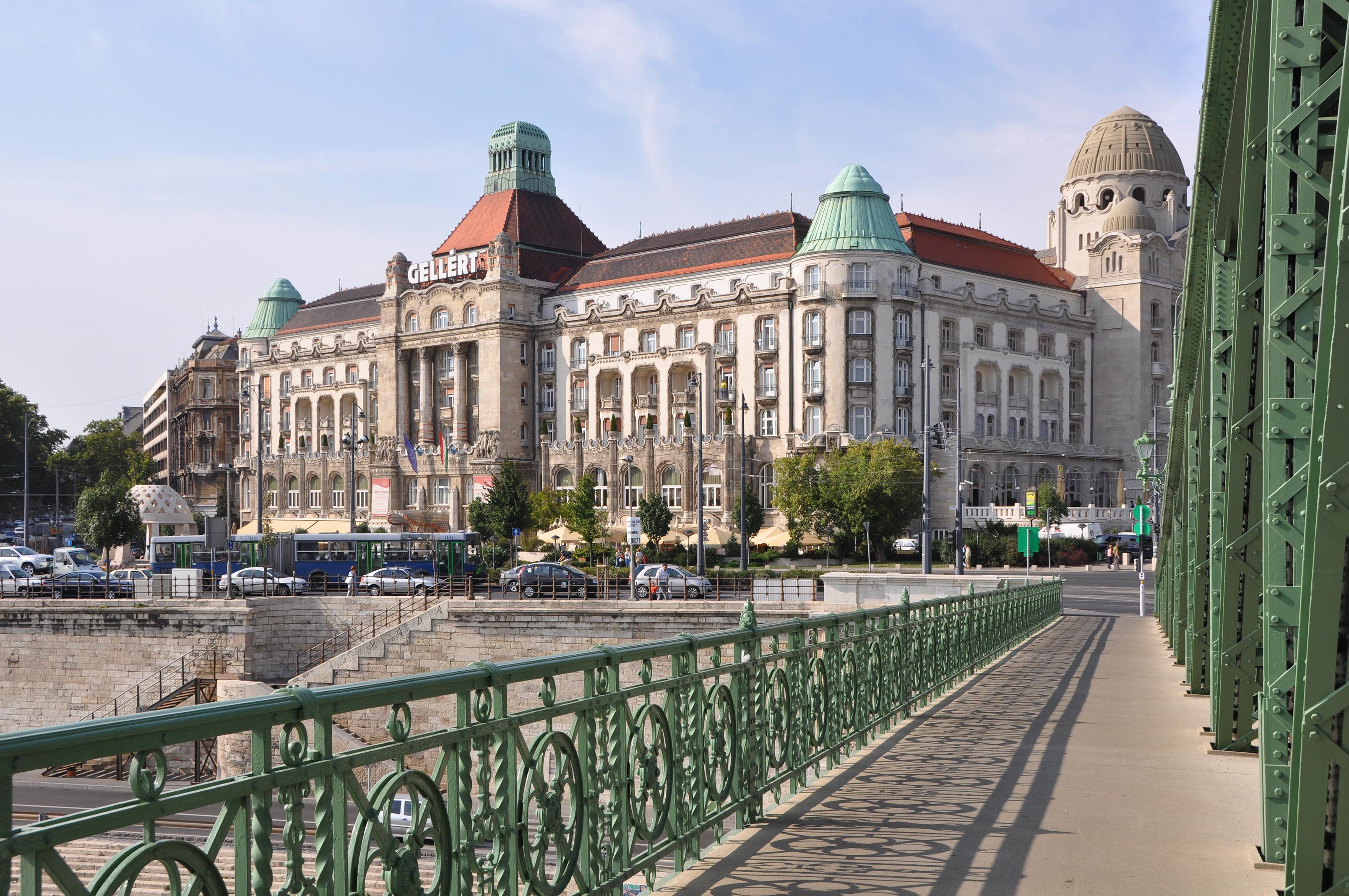 Budapest Palace Hotel