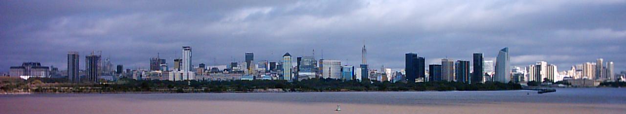 Resultado de imagem para foto panoramica de buenos aires