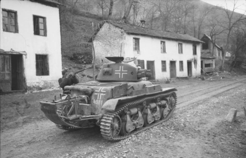 Tanques Capturados - Segunda Guerra Mundial - Megapost