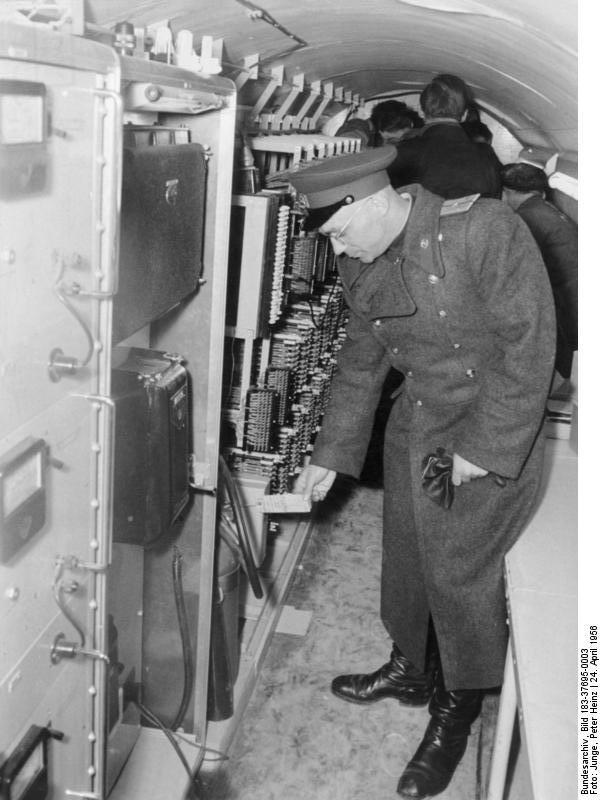 east german spies