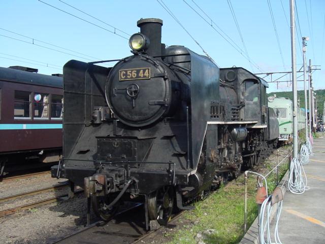 大井川鉄道 C56形