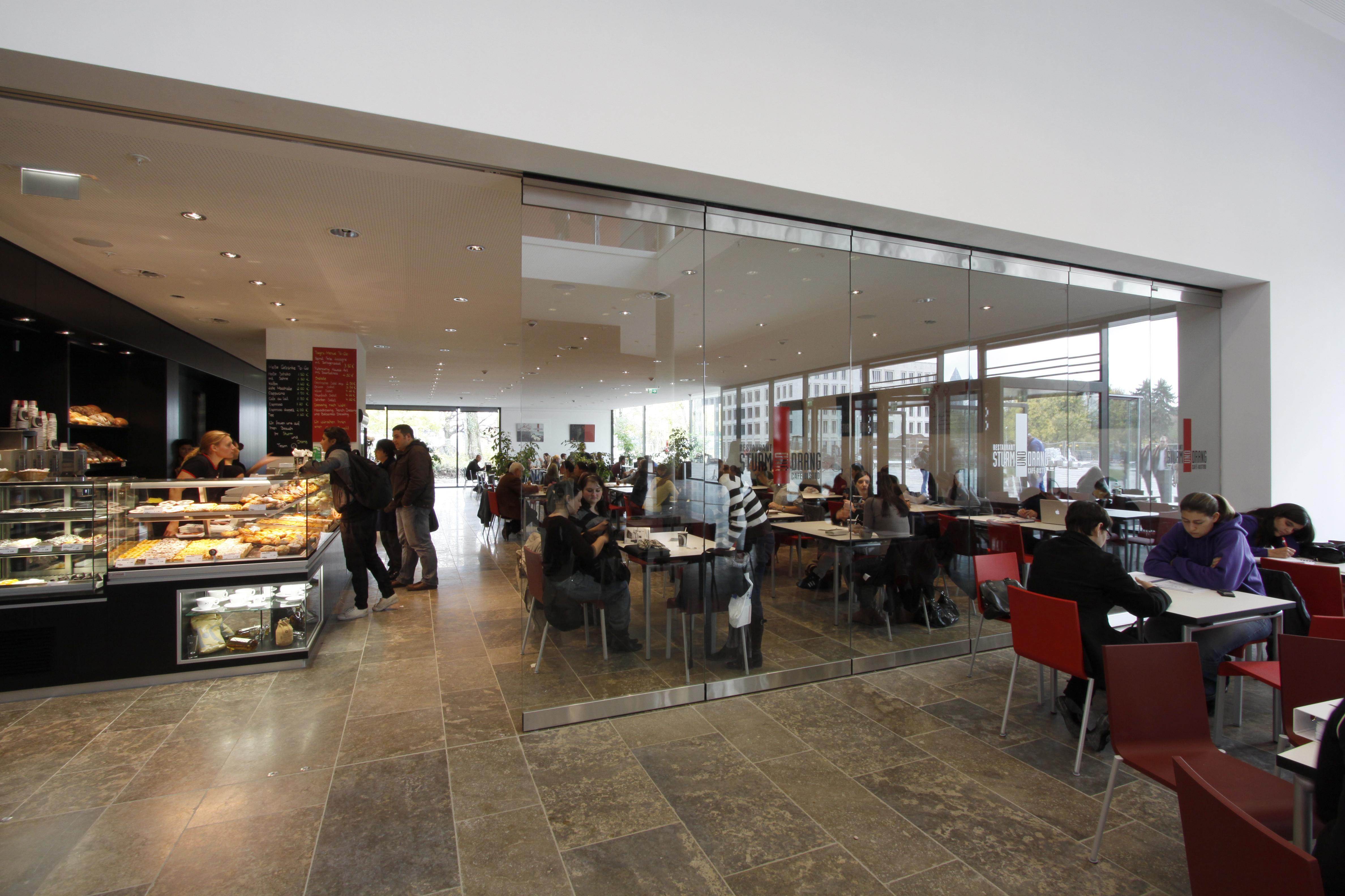 Goethe Cafe Frankfurt
