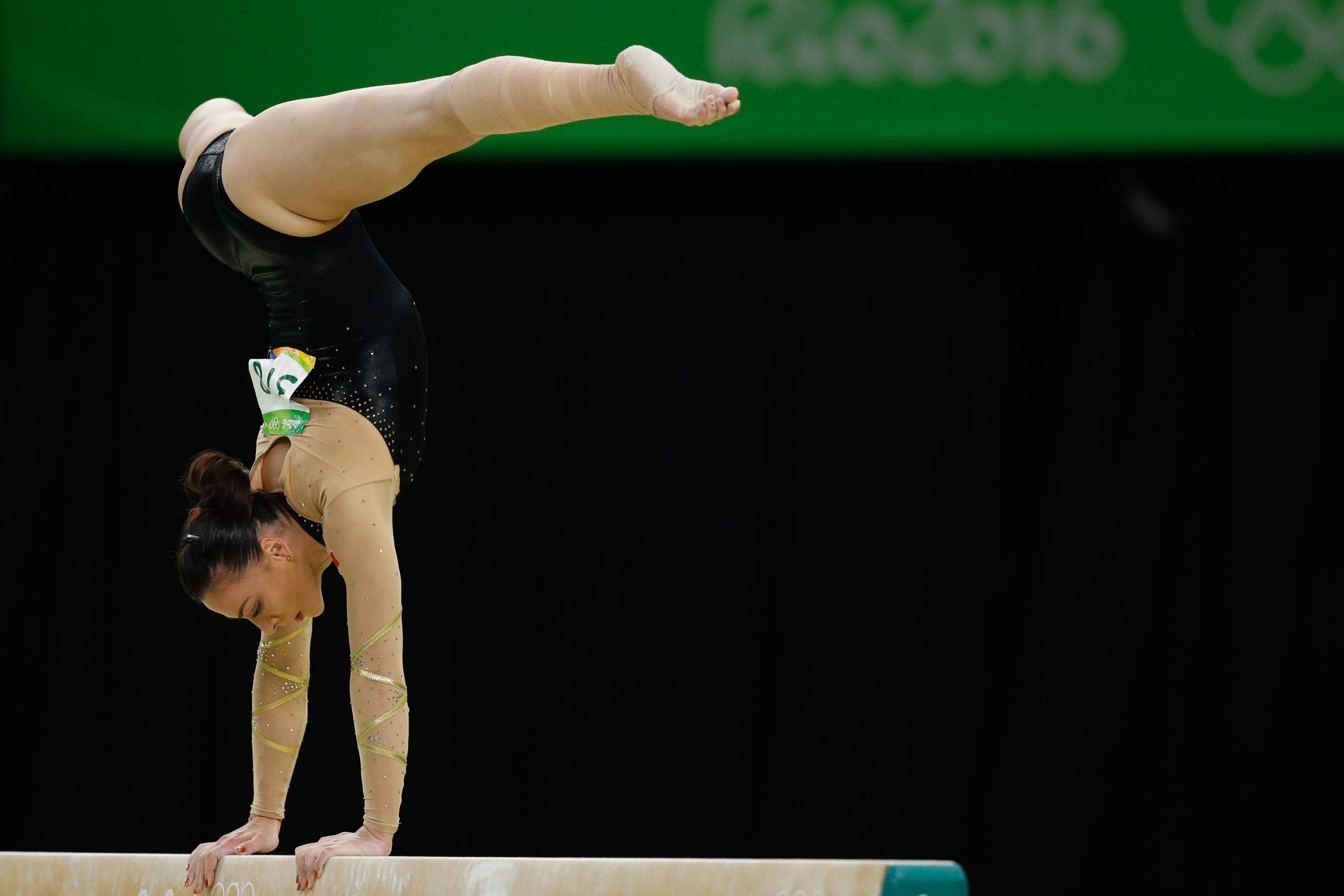 Catalina Ponor Ends Illustrious Gymnastics Career