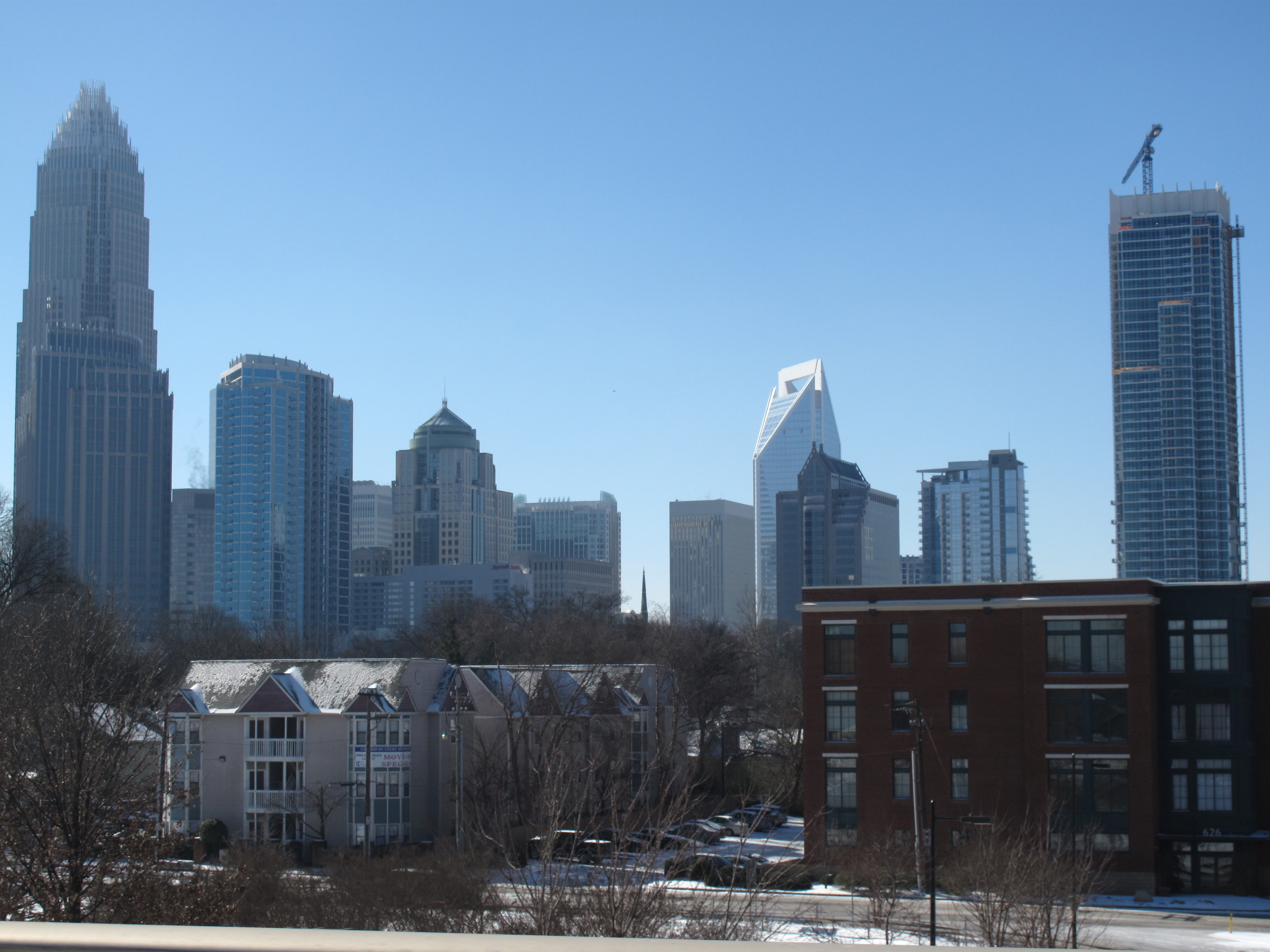 Galerry File Charlotte Skyline  Wikimedia Commons