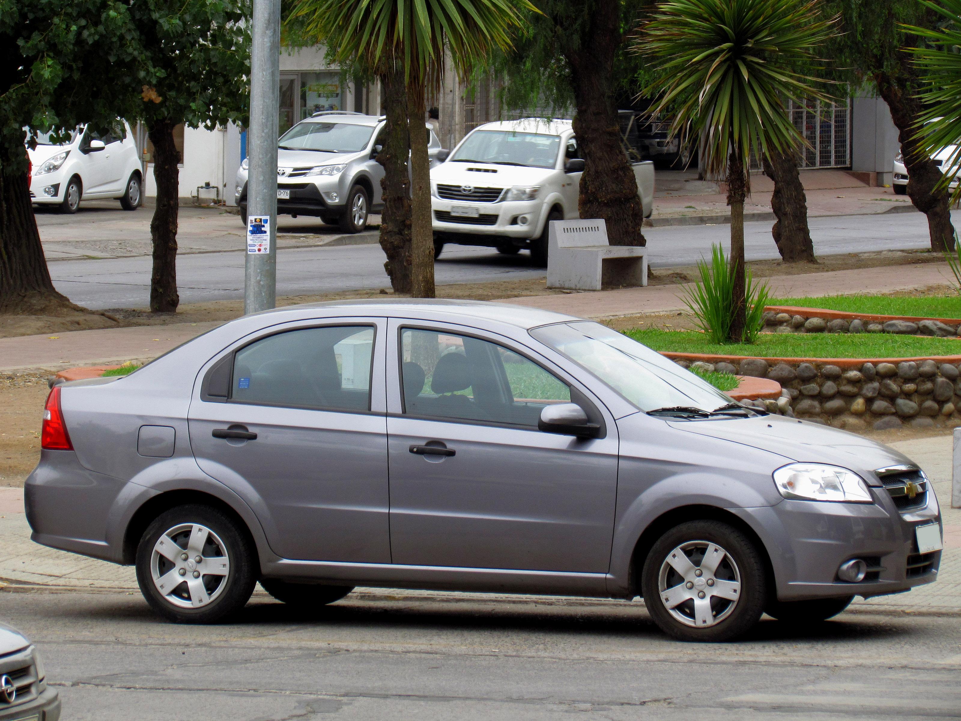 File Chevrolet Aveo 1 4 Lt Sedan 2009 16502787059 Jpg