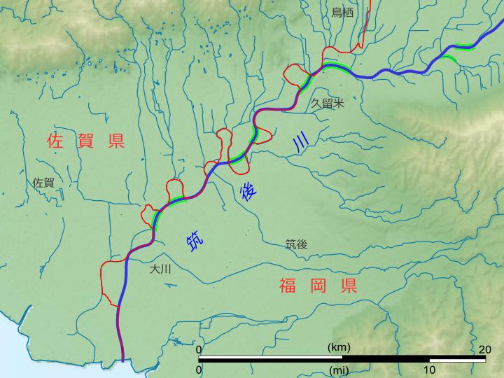 Chikugo River #