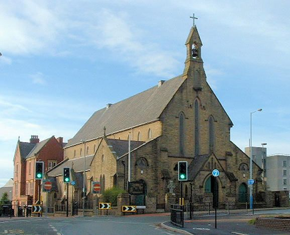 Our Lady Of Mount Carmel And St Patrick Church Oldham Wikidata