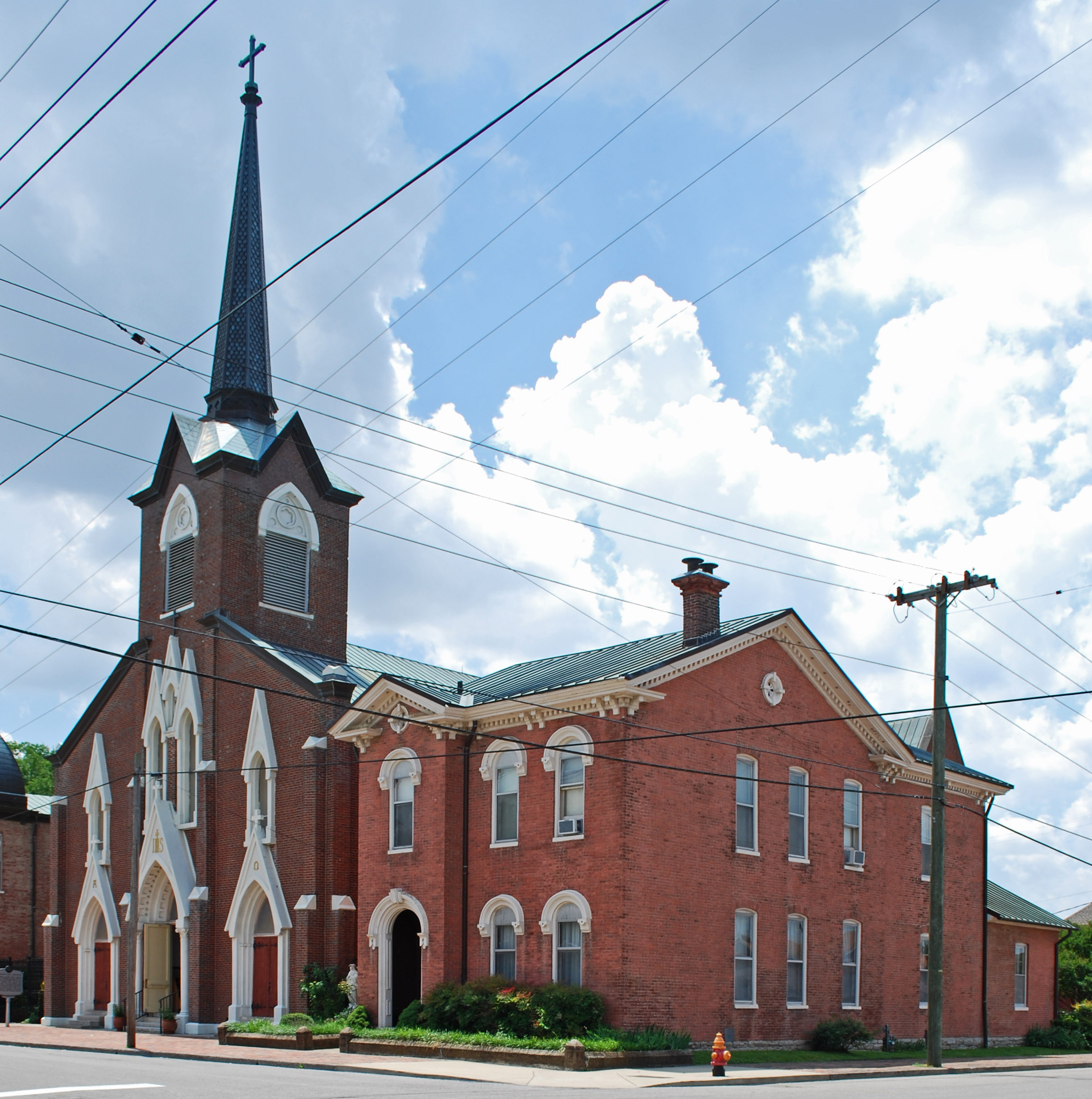 Church of the Assumption (Nashville, Tennessee) - Wikipedia