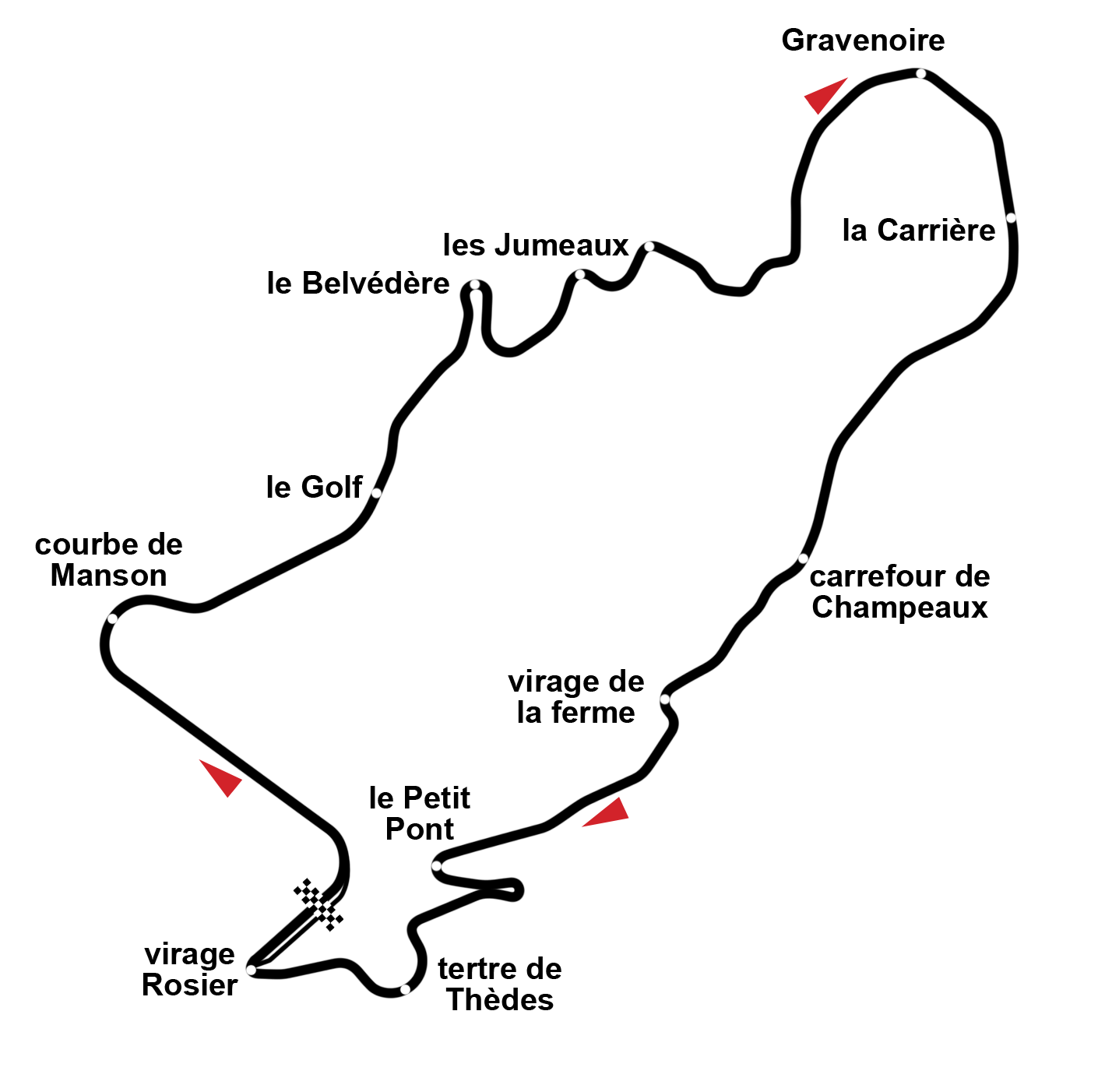 Image result for Circuit De Charade