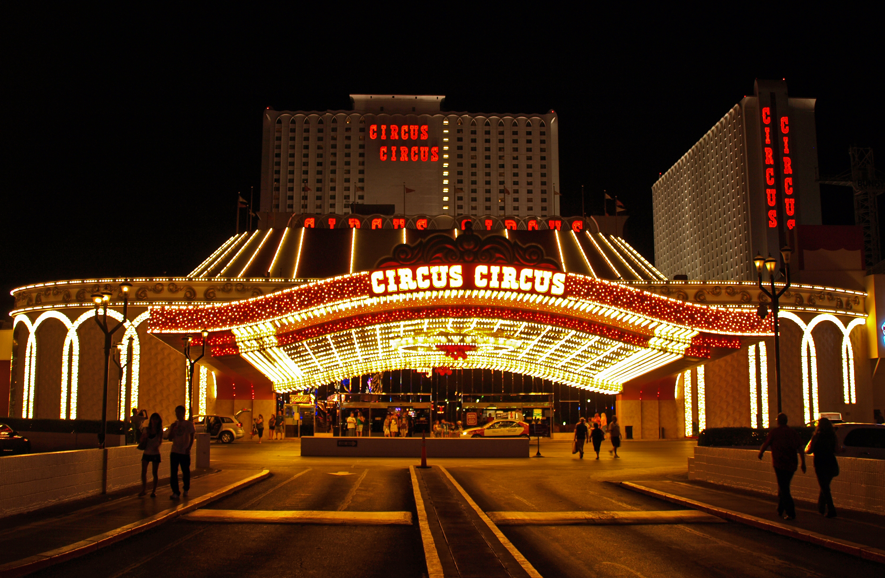 File circus circus las vegas wikimedia commons for La motors las vegas