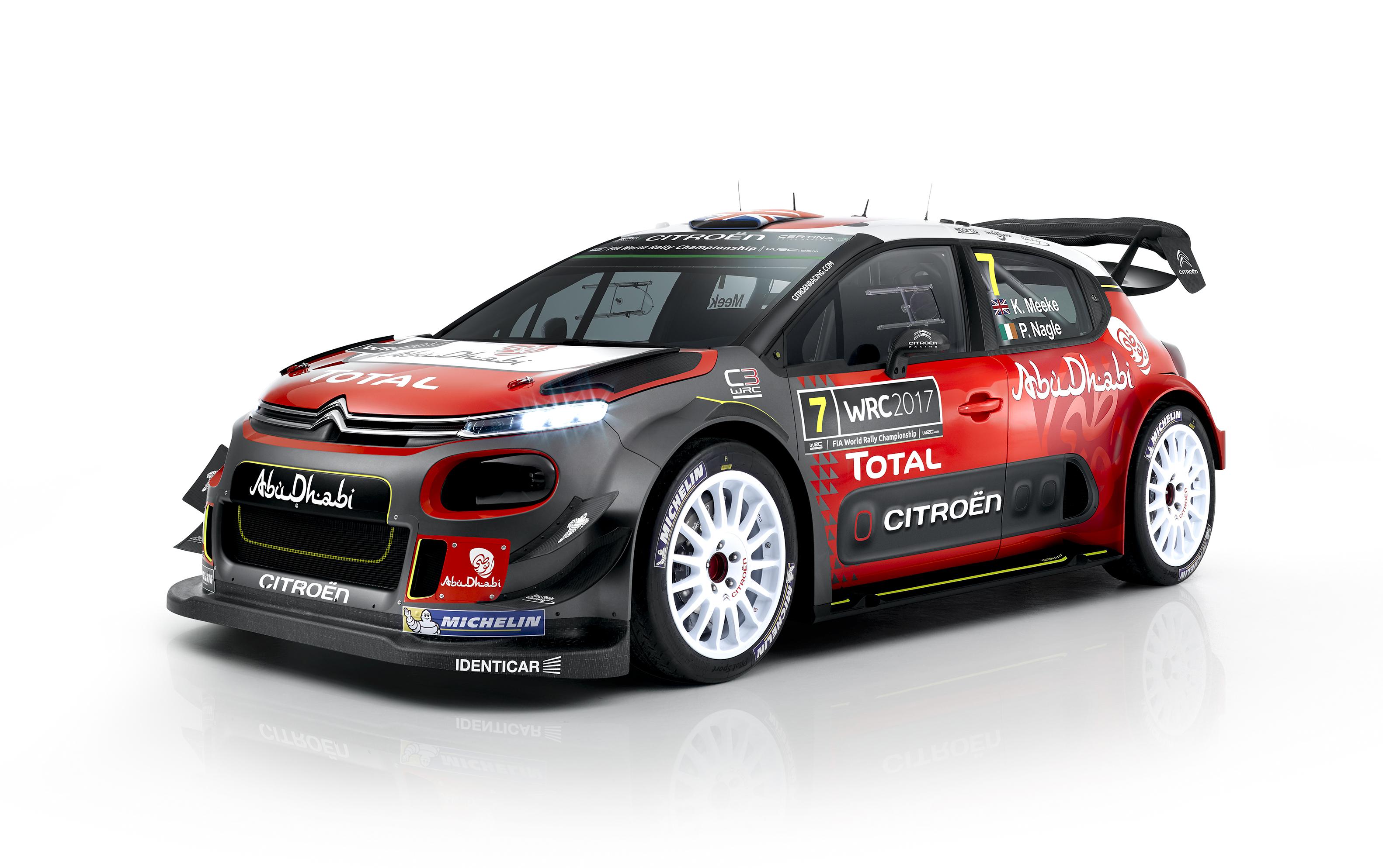 File:Citroën C3 WRC of Citroën World Rally Team jpg - Wikimedia Commons