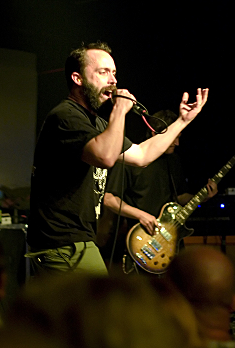 Neil Fallon of CLUTCH