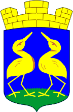 Coat of Arms of Kirsanov (Tambov oblast).png