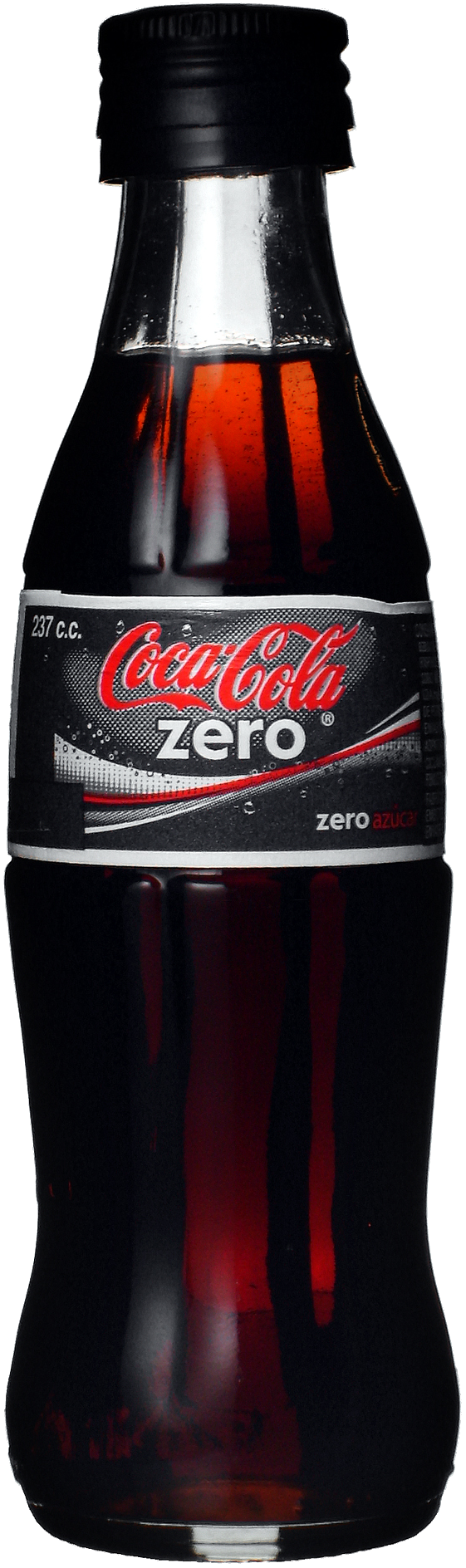 Coke Bottle Png File:coca Cola Zero Bottle.png
