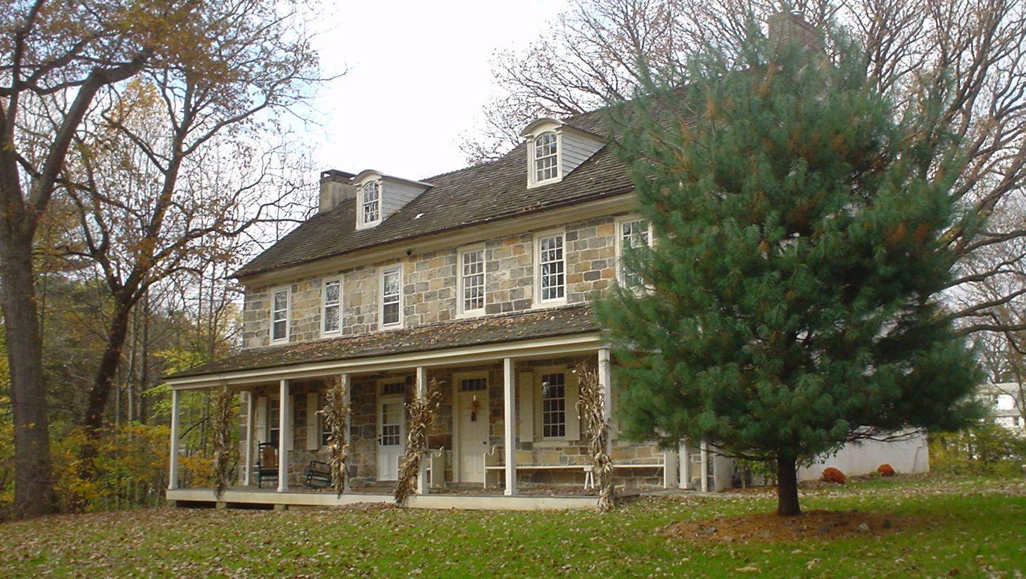 Collen Brook Farm - Wikipedia