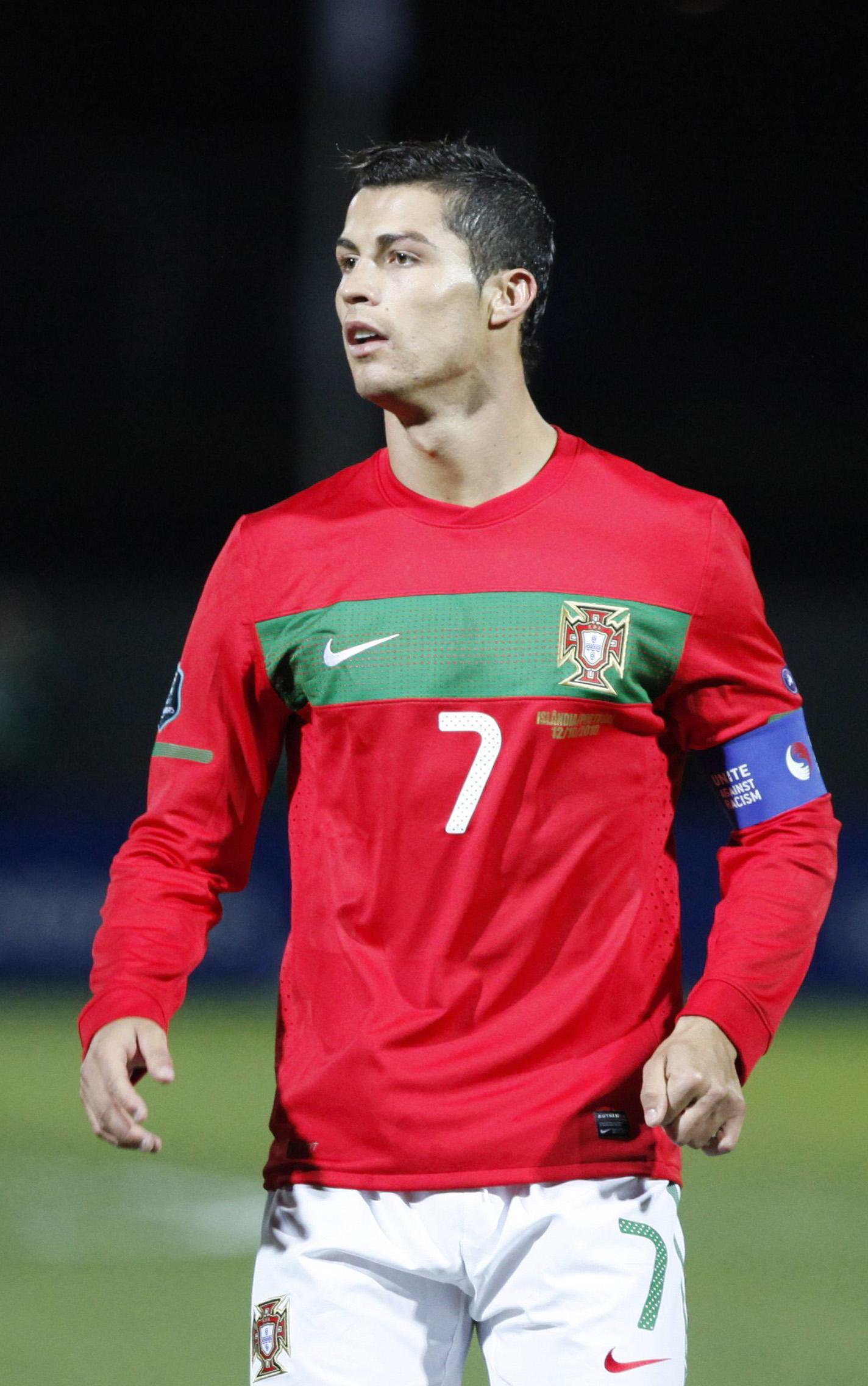 Größe Ronaldo