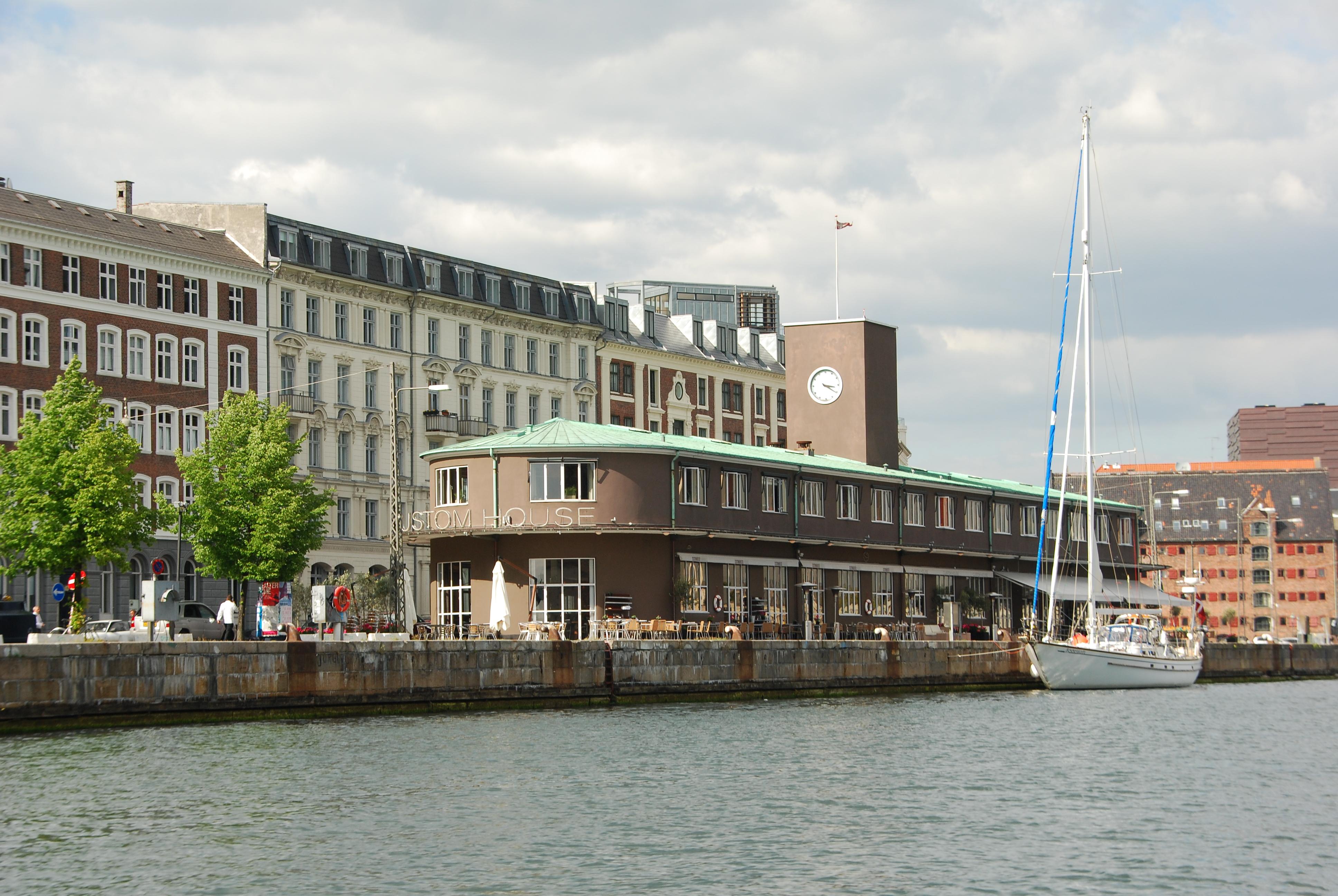 Fil Custom House Wikipedia Den Frie