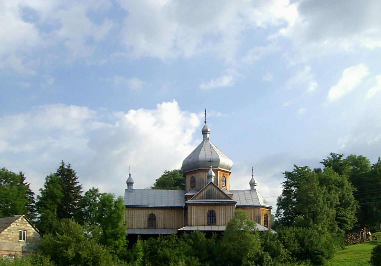 Cerkiew św. Paraskewy w Daliowej