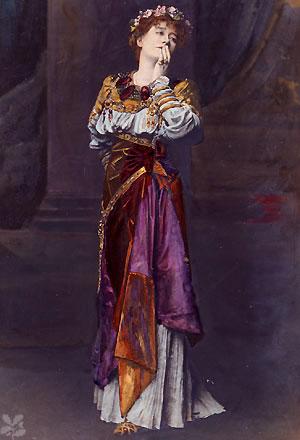 Depiction of Cimbelino