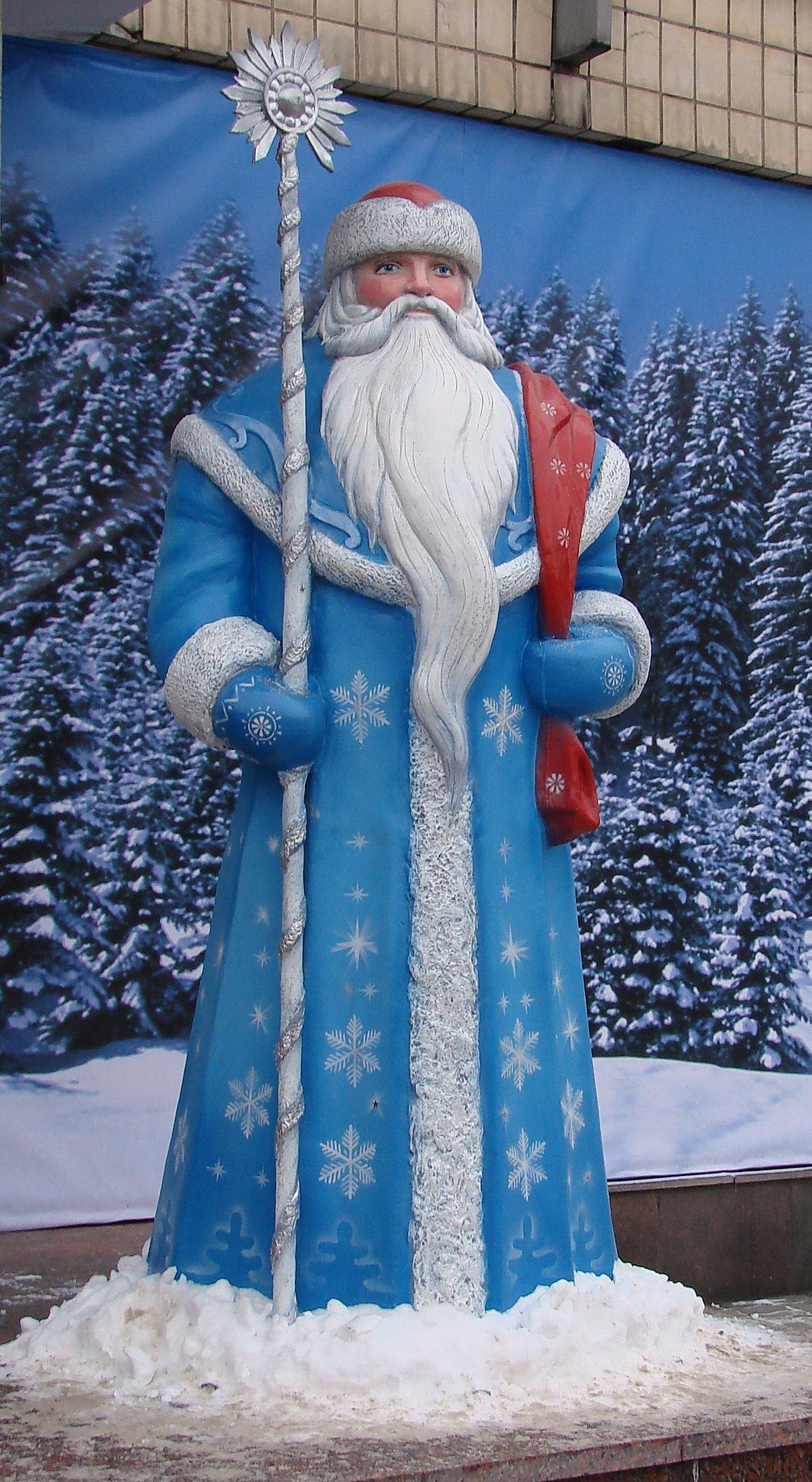 Самара снег