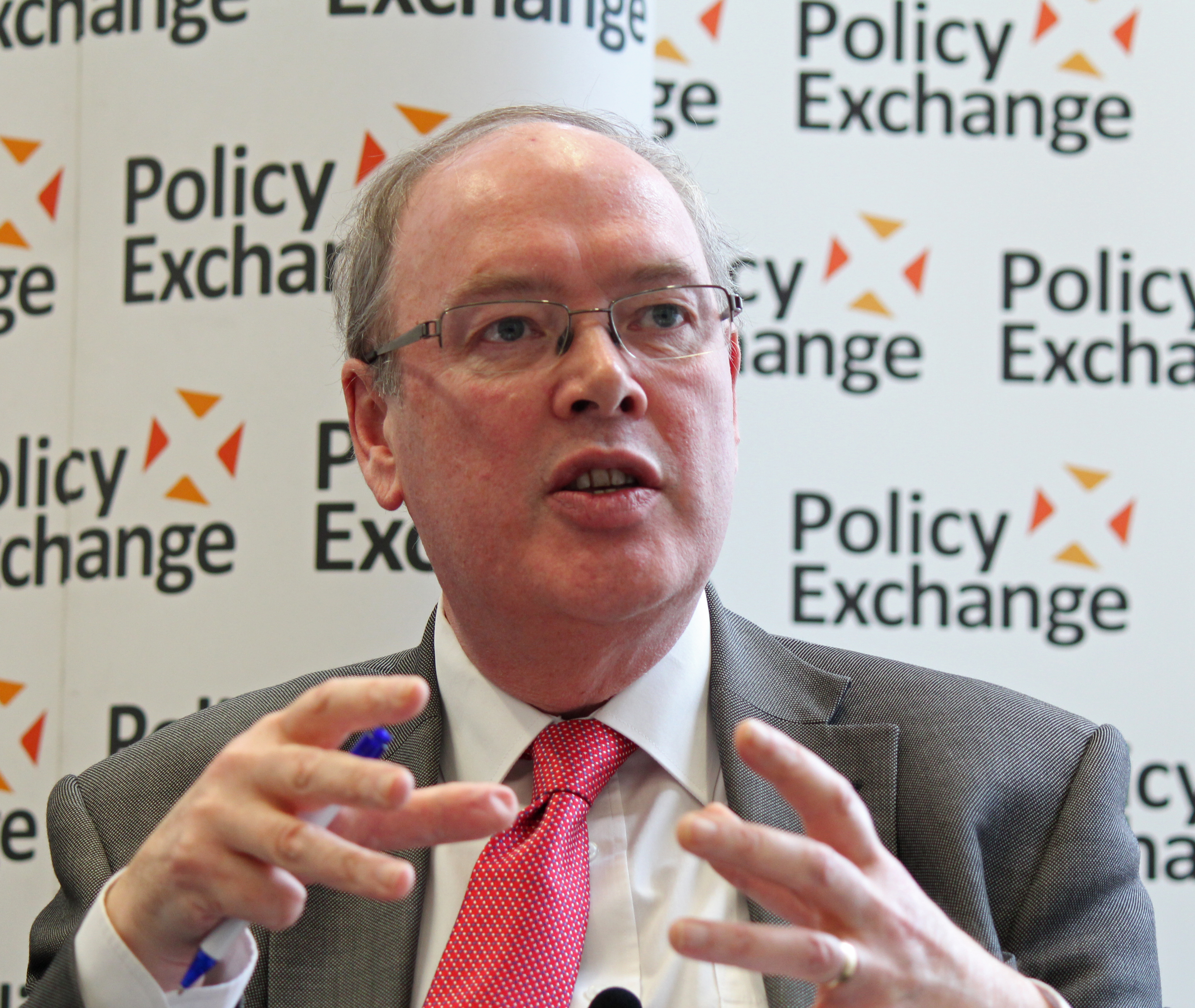 Dr_Andrew_Sentance_CBE_at_Policy_Exchang