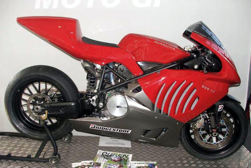 Ducati  Zero Gravity