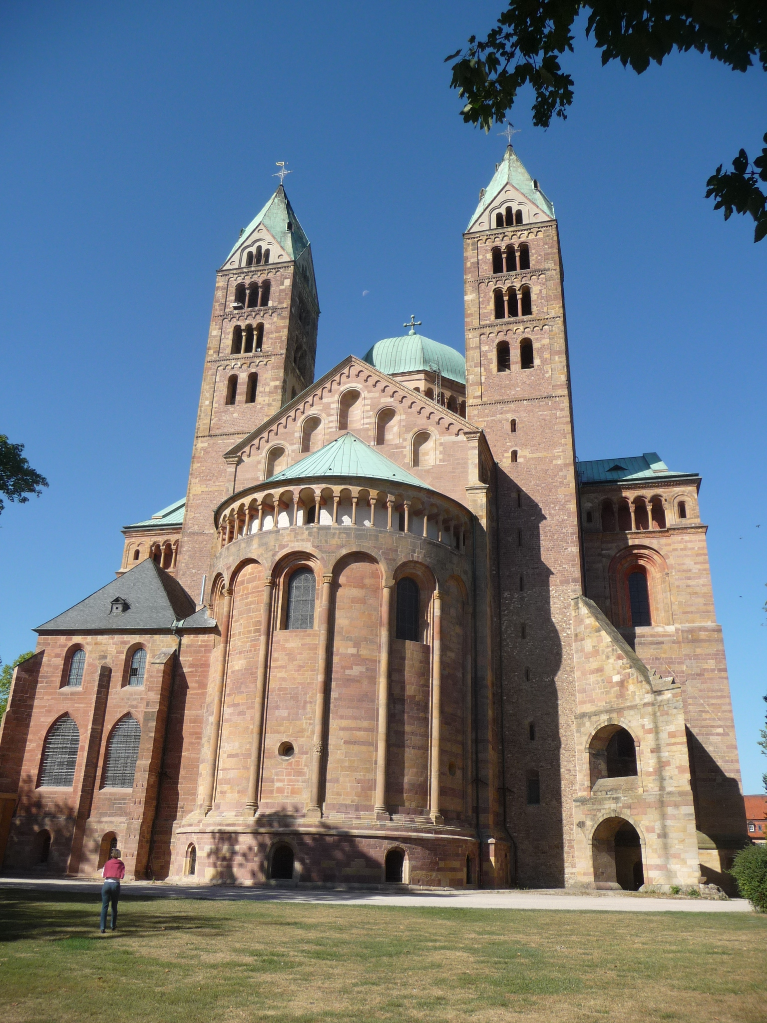 Free photo: Speyer, Cathedral, Aerial View - Free Image on Pixabay ...