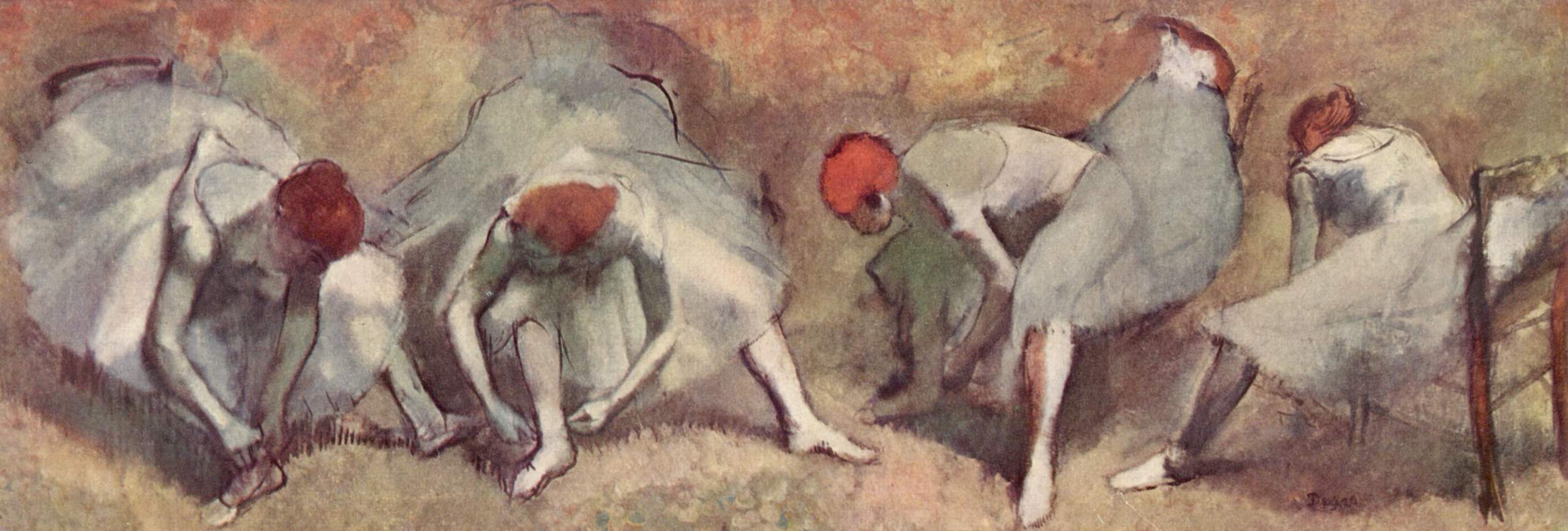What Is Edgar Degas Most Famous Painting