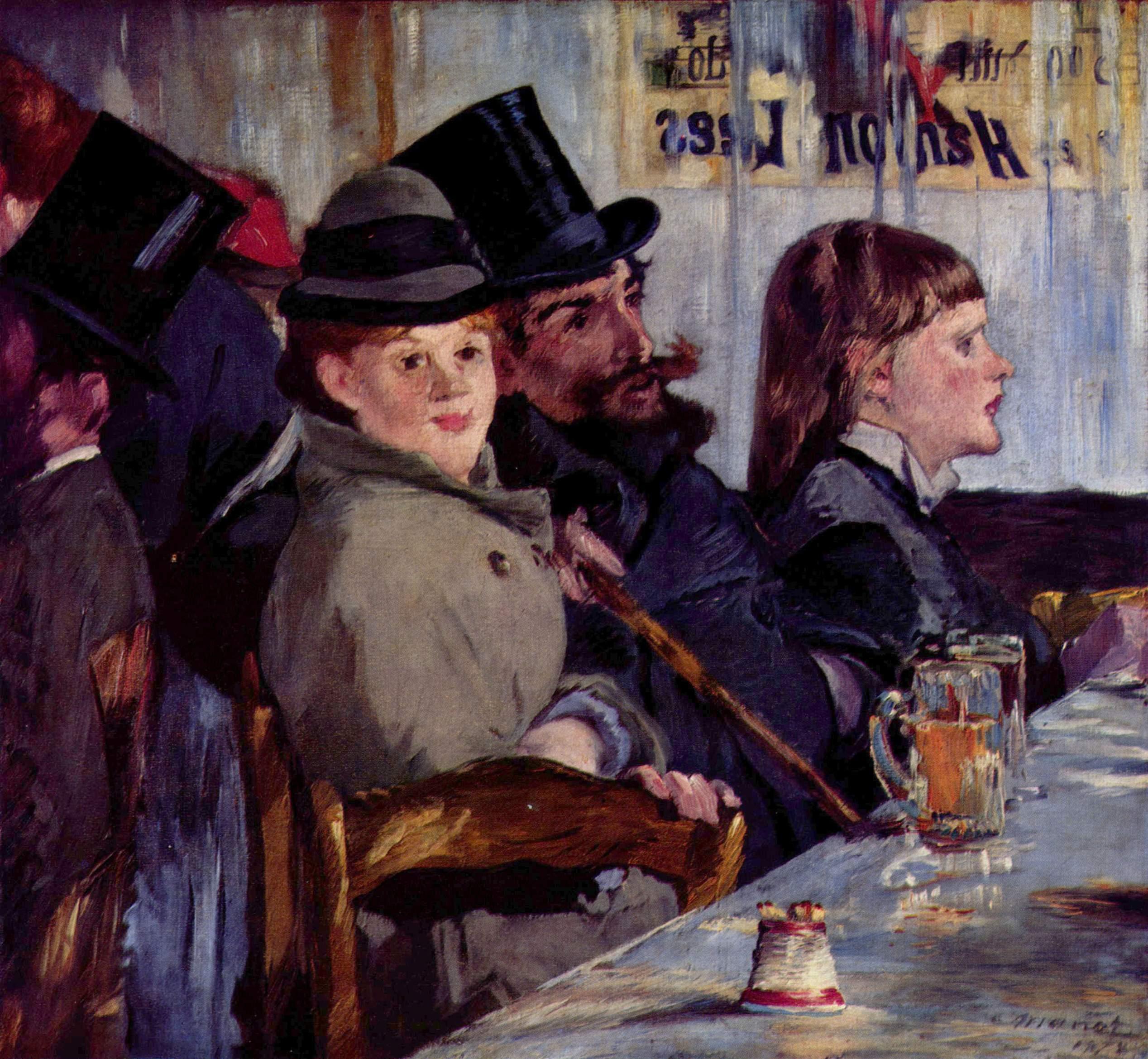 Cafe Cabaret Paris