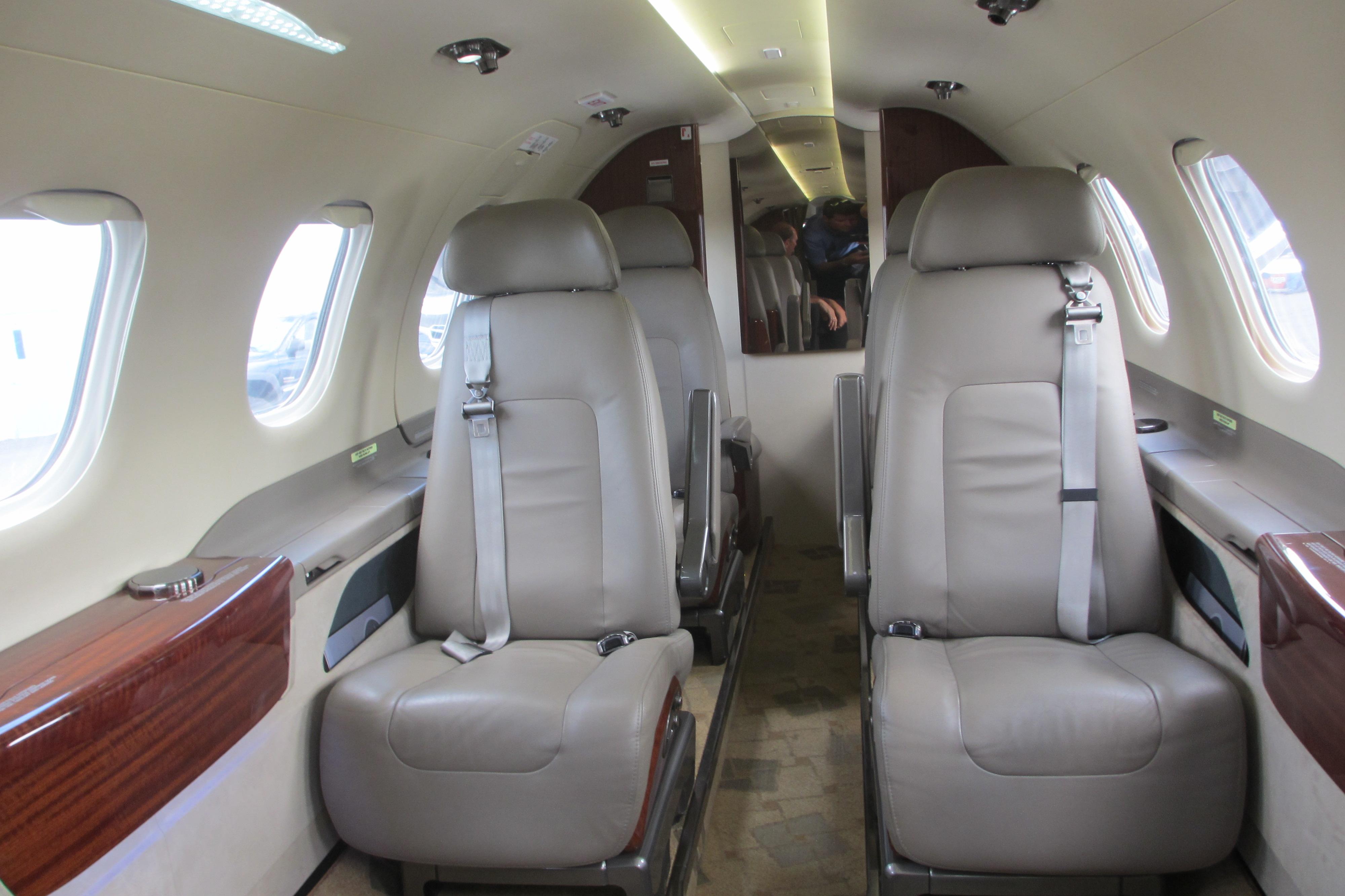 The MultiMillion Dollar Gulfstream Interior Floor Plan