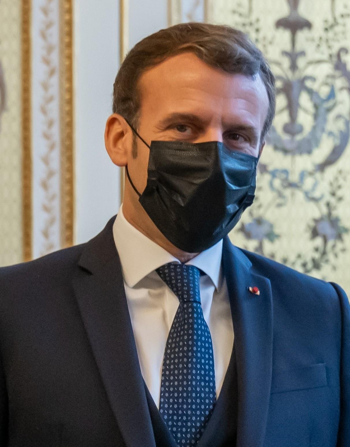File:Emmanuel Macron, fin 2020.jpg - Wikimedia Commons