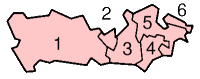 Civil parishes in Berkshire Wikimedia list article