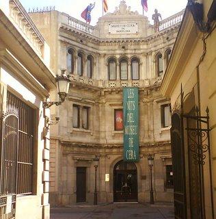 바르셀로나 왁스 박물관