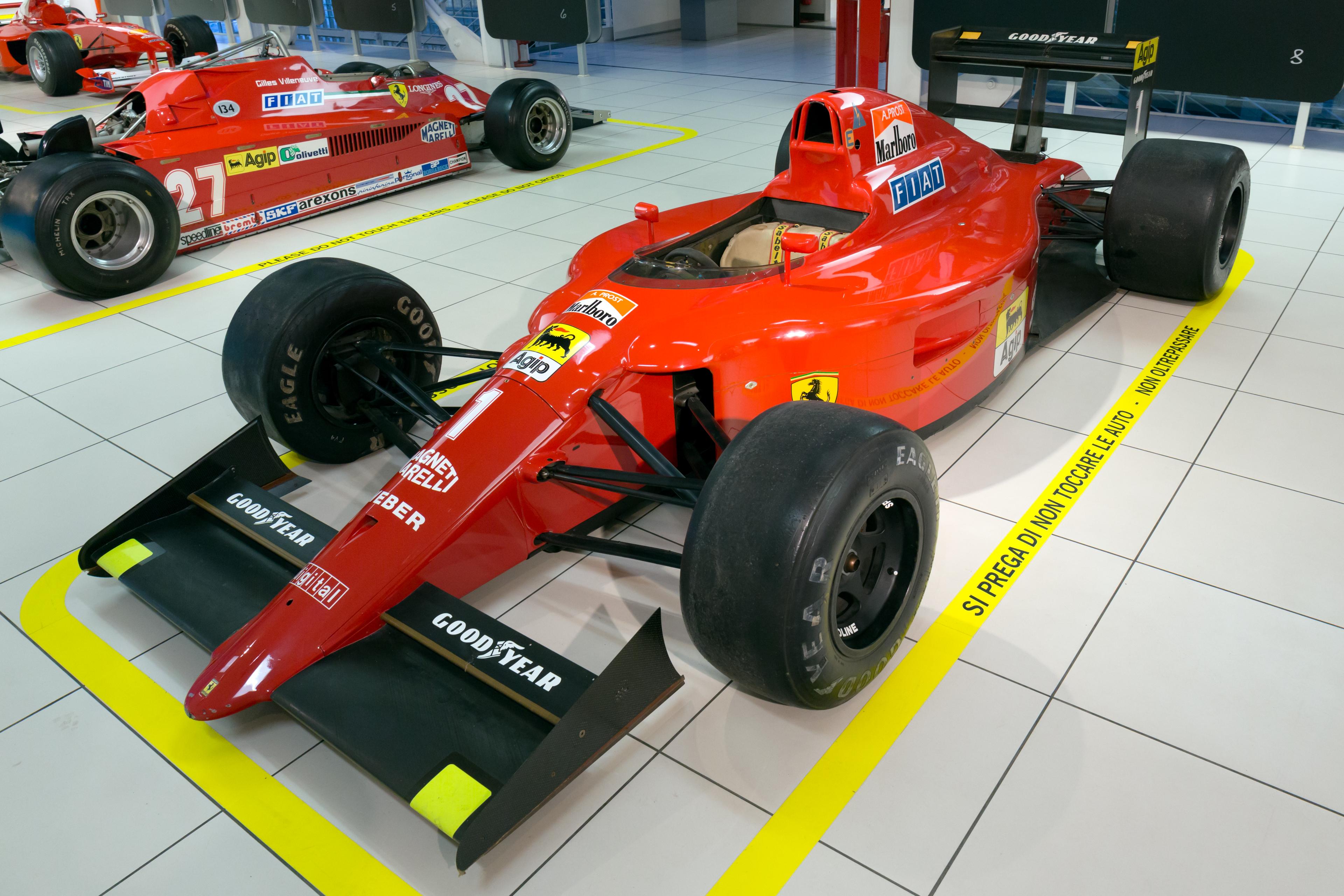 File:Ferrari 641-2 front-left2 Museo Ferrari.jpg