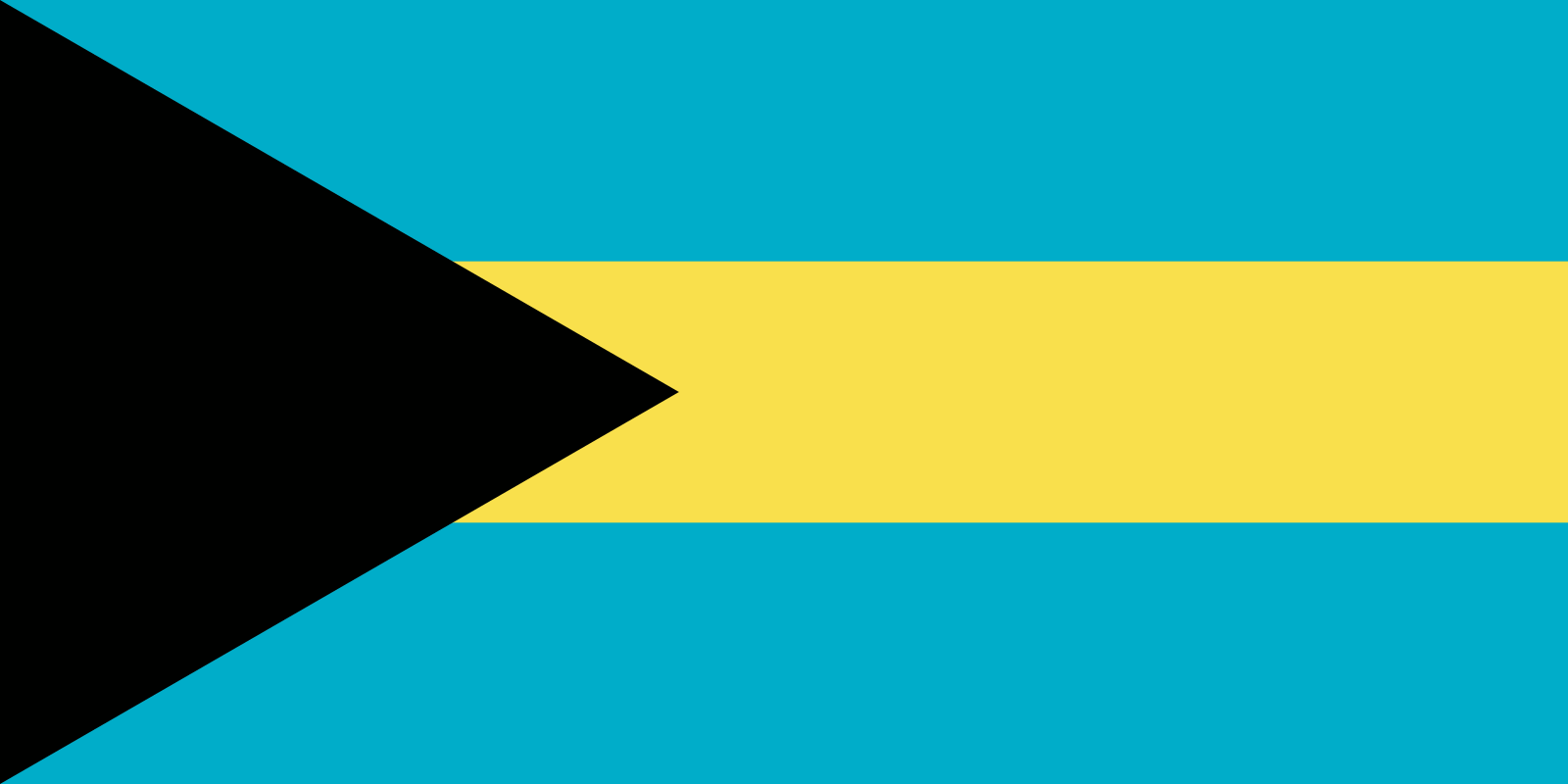 Bahamas Flag Information