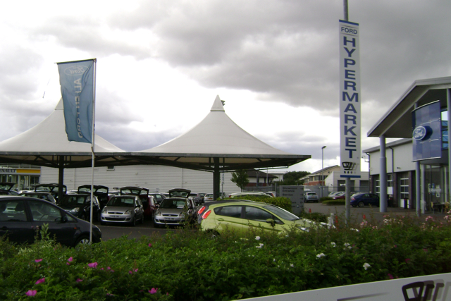 Allen Ford Leamington Used Cars