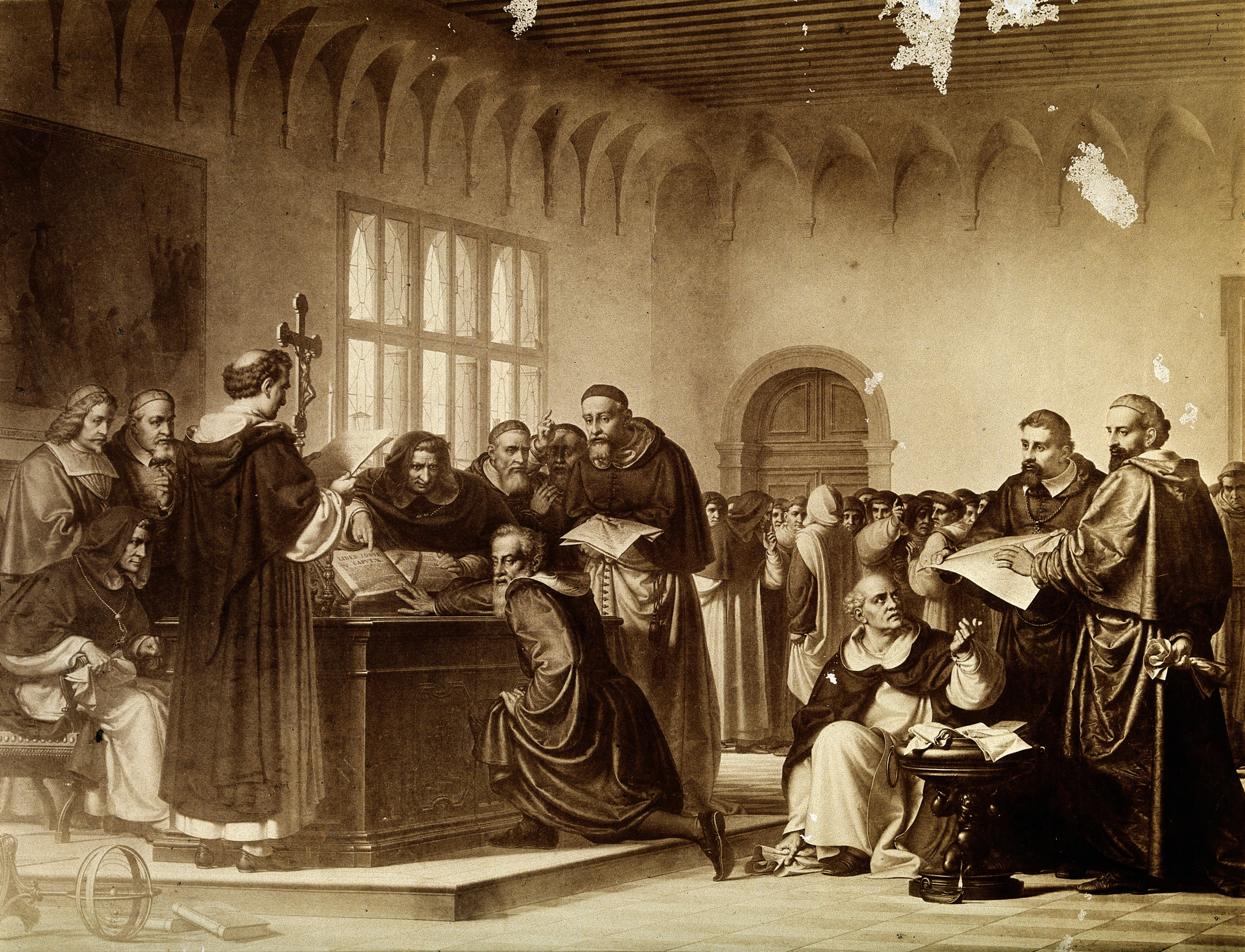 an introduction to the history of the heresy of galileo One of the first suggestions of heresy that galileo had to deal films about galileo and the galileo affair galileo affair: a documentary history.