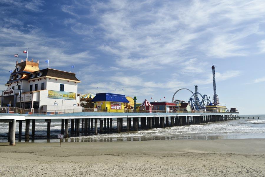 Pier  Restaurant Galveston Tx