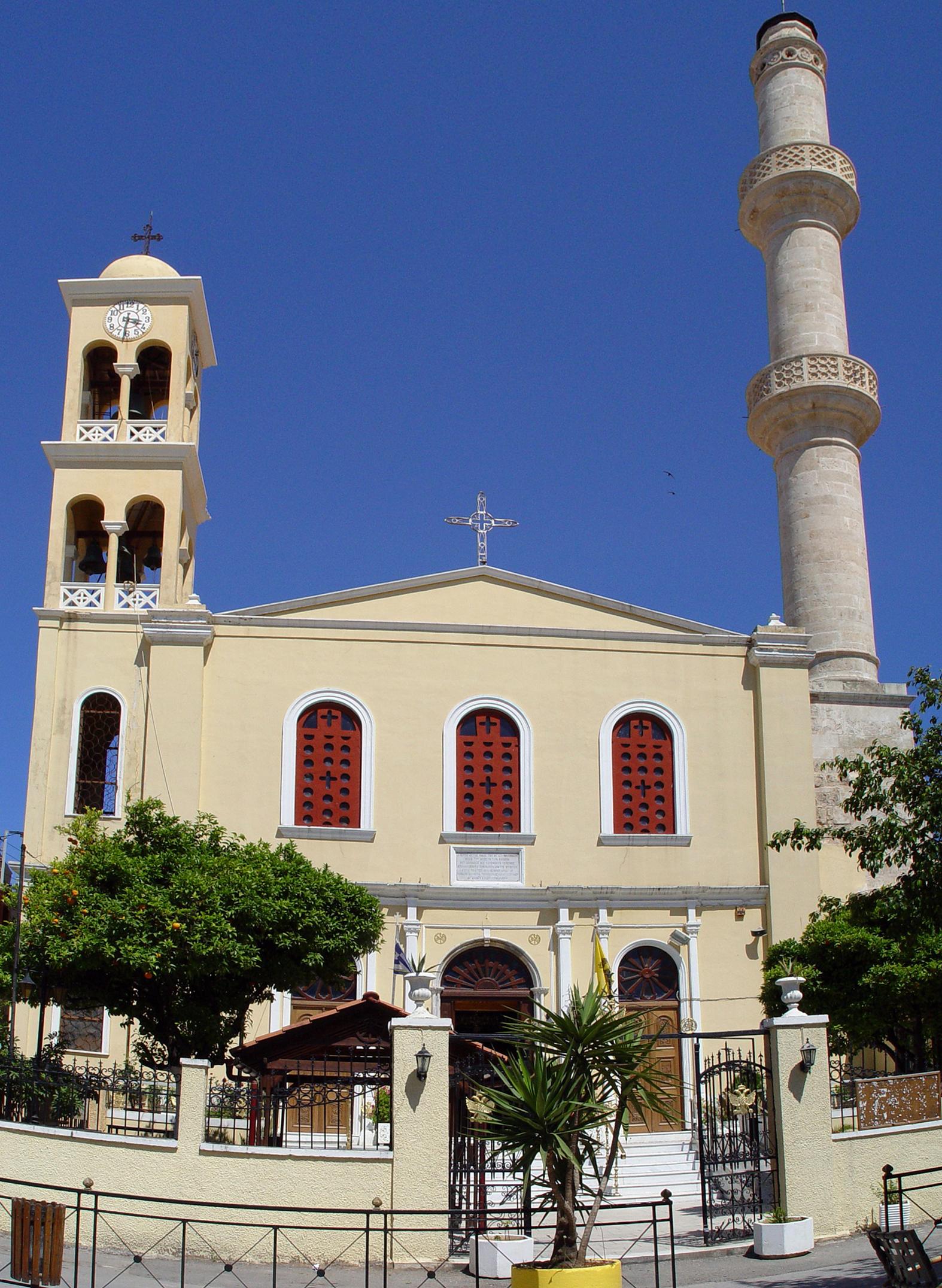 Agios Nicolaos Chania