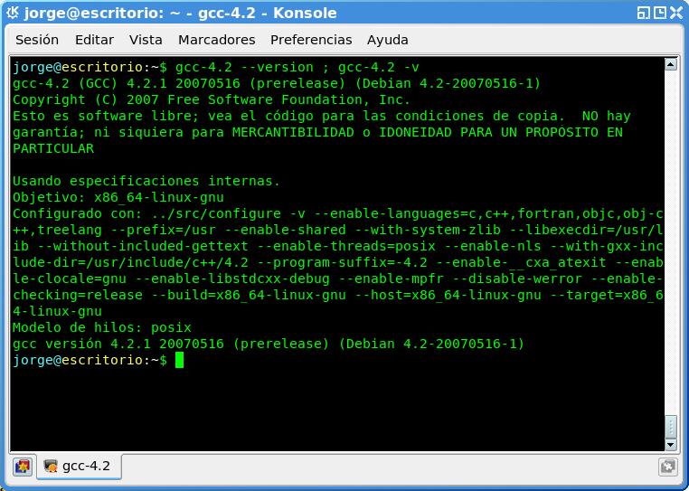 Gnu Compiler Collection Wikipedia La Enciclopedia Libre