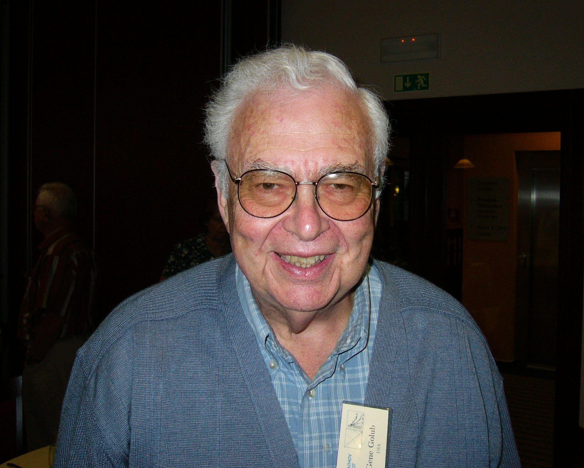 image of Gene H. Golub
