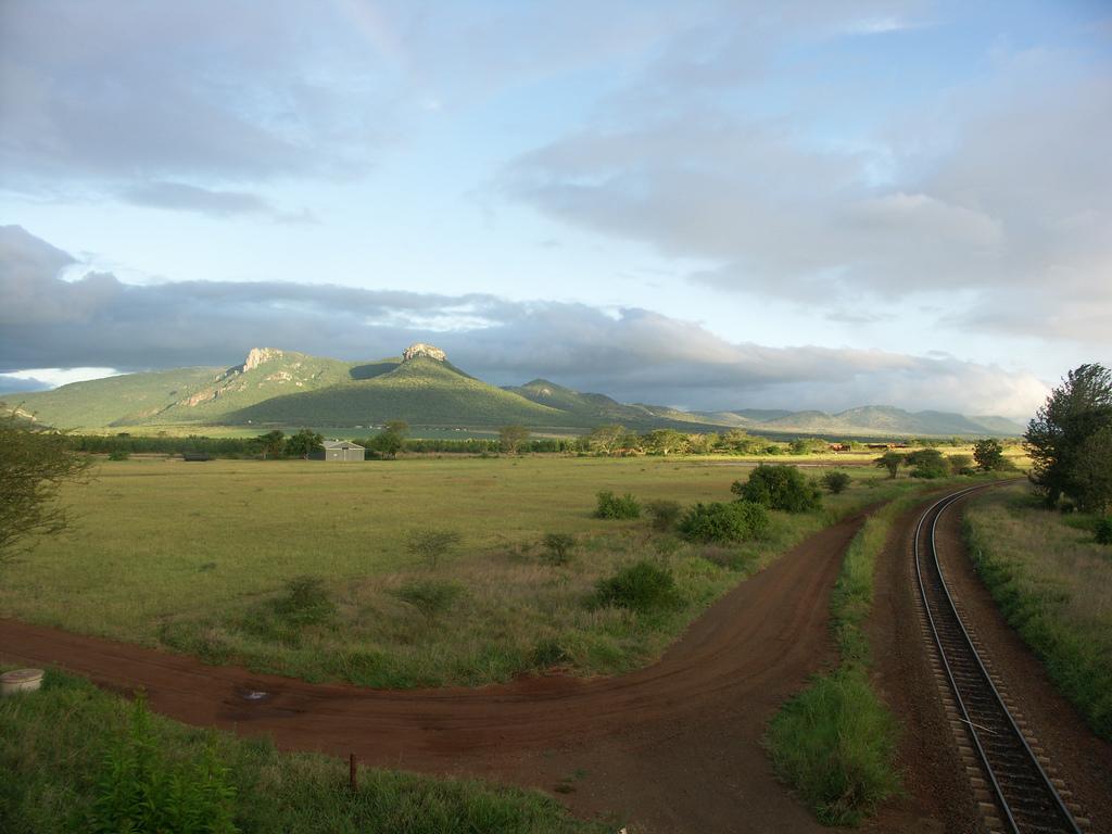 Lebombo Mountains - Wikipedia