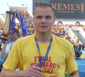 Rafał Gikiewicz Polish footballer